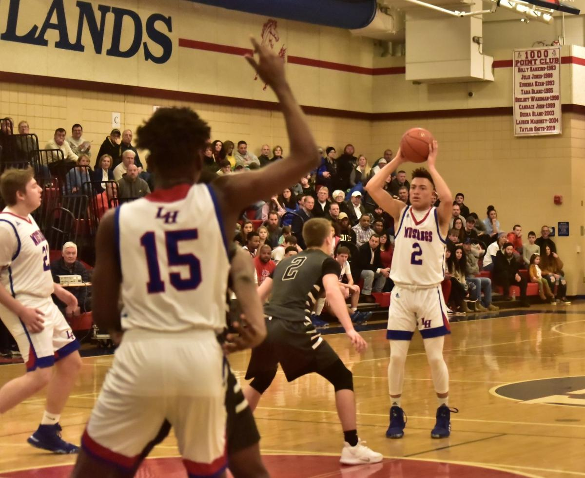 Gallagher, Mustangs will play Hampton in first round of playoffs