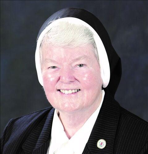 Basilian Sister Regina Adams