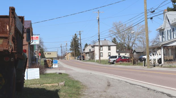 Small town life: Markleysburg