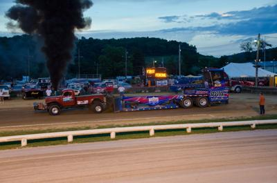 Trucks, tractors set to compete in power pulling contests