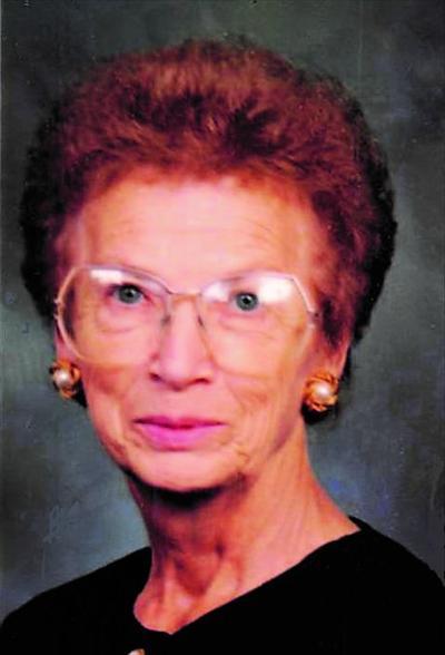 Eleanor M. Taggart