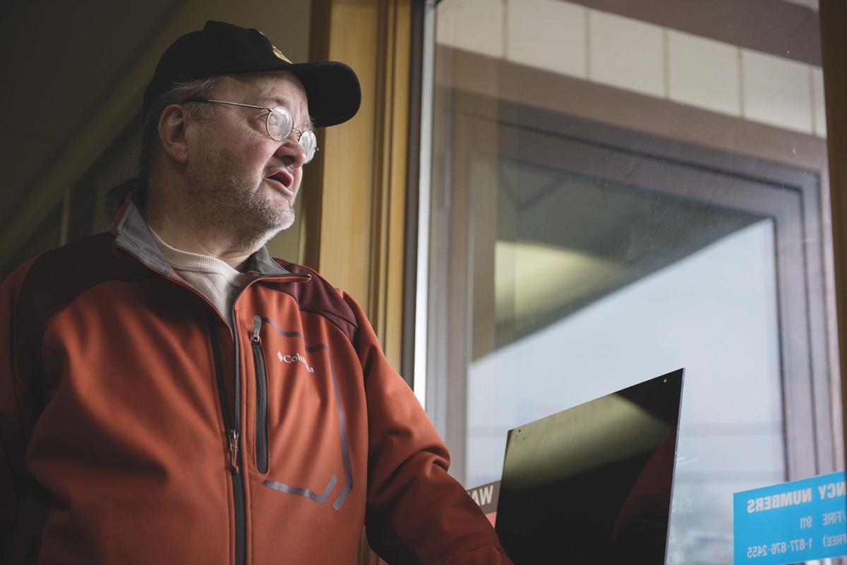 Retired teacher recalls a busy Van Voorhis