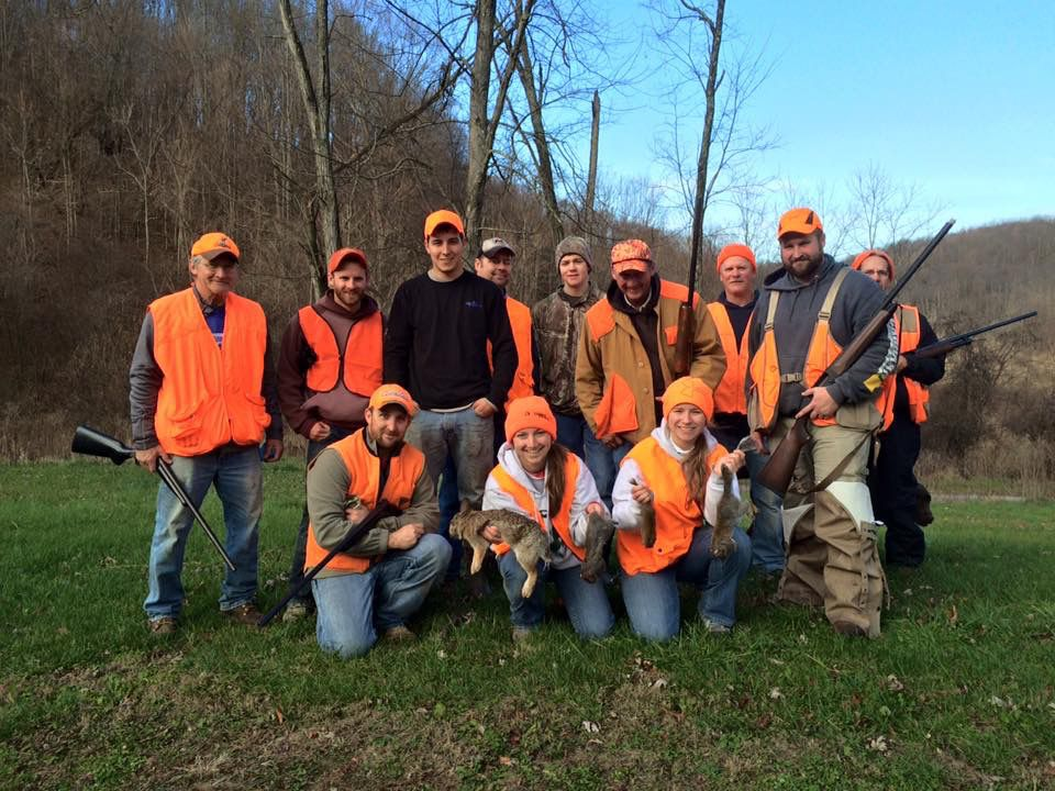 Holbrook family shares Thanksgiving hunting tradition