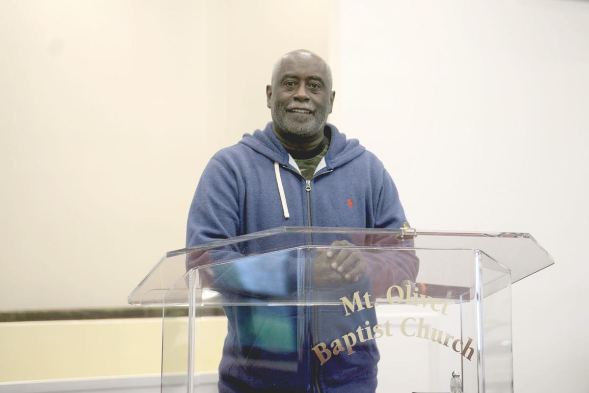 The Rev. Vincent Winfrey