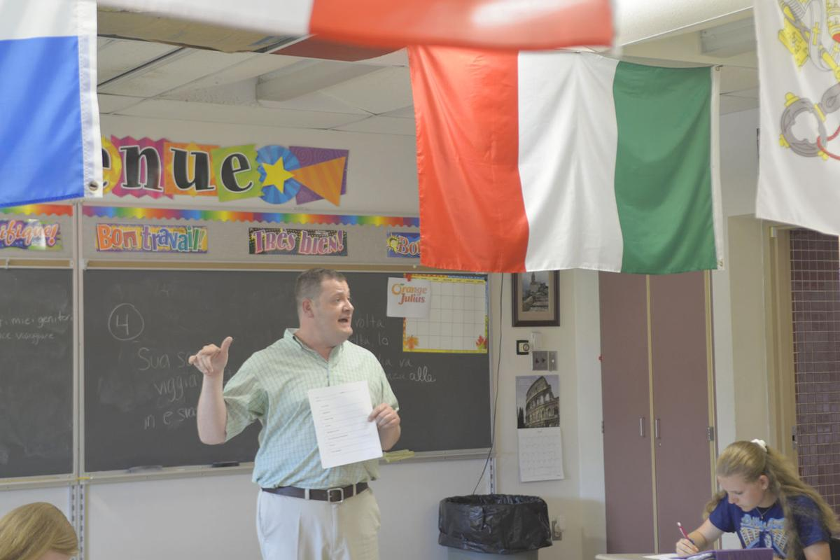 Italian program at Beth-Center a unique foreign language offering