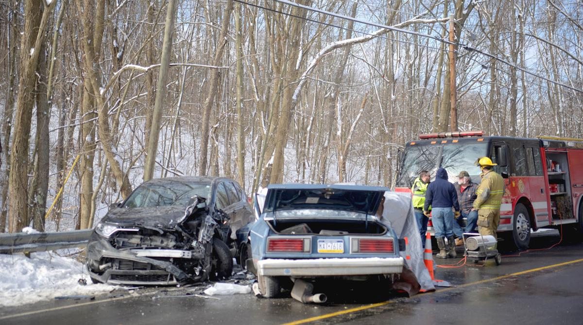 Victim identified in Monday morning crash in Fayette County