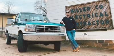 Man's truck was on 'The Bachelor'