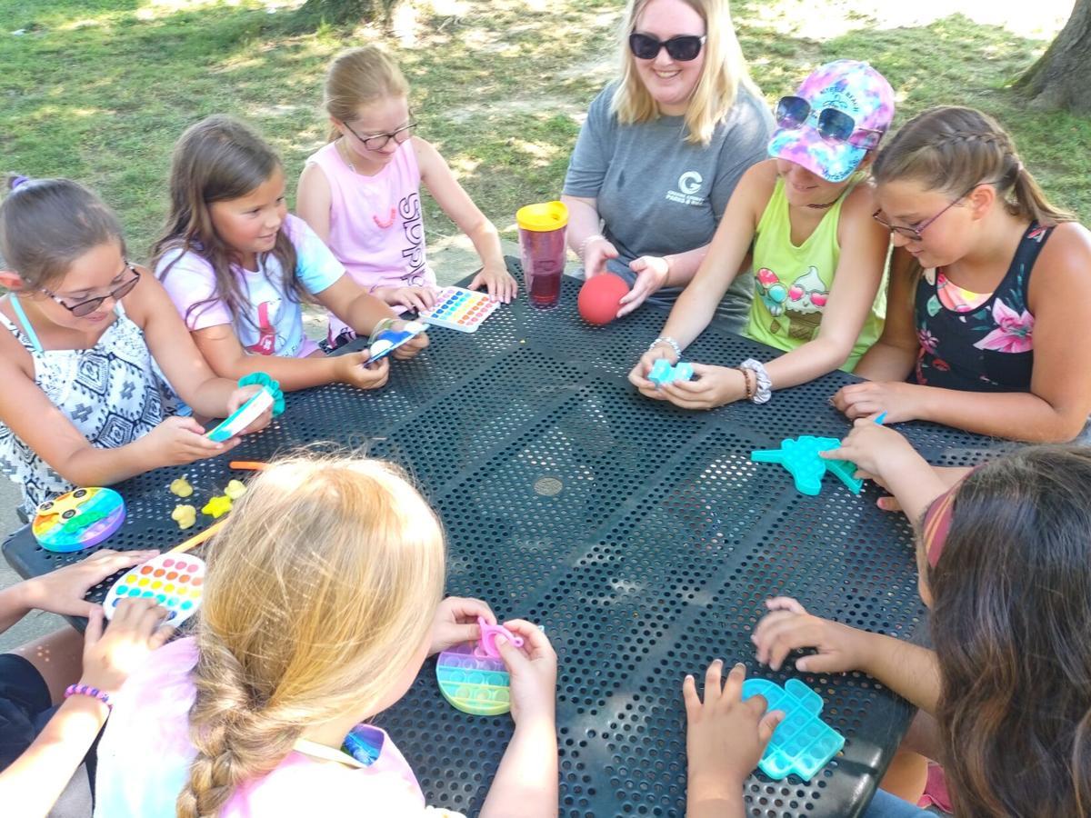 Area youths enjoying Greene County Day Camp