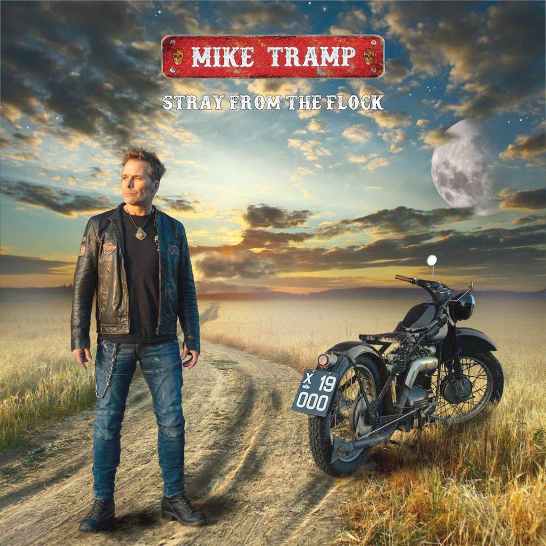 Music review: Mike Tramp - 'Stray from the Flock'