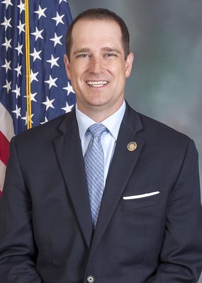 State Rep. Ryan Warner