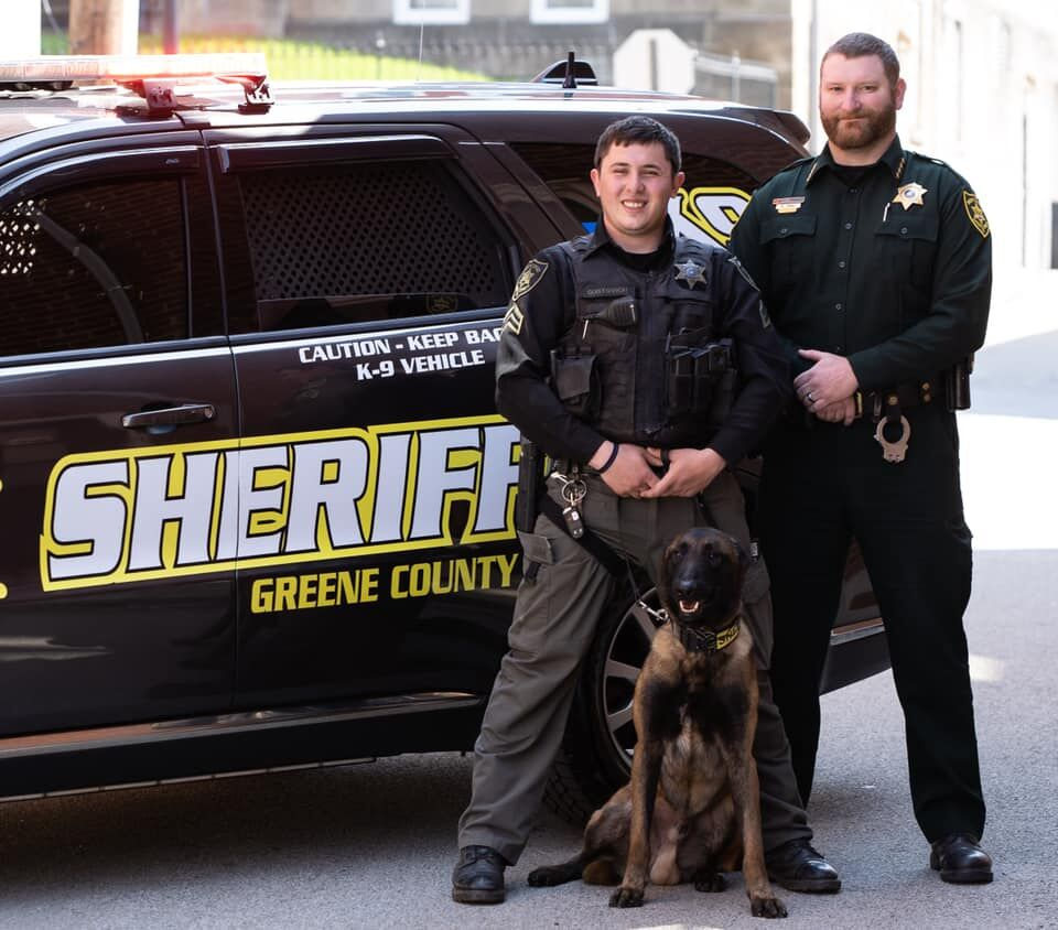 Sheriff's office acquires new explosives K9, upfitted vehicle