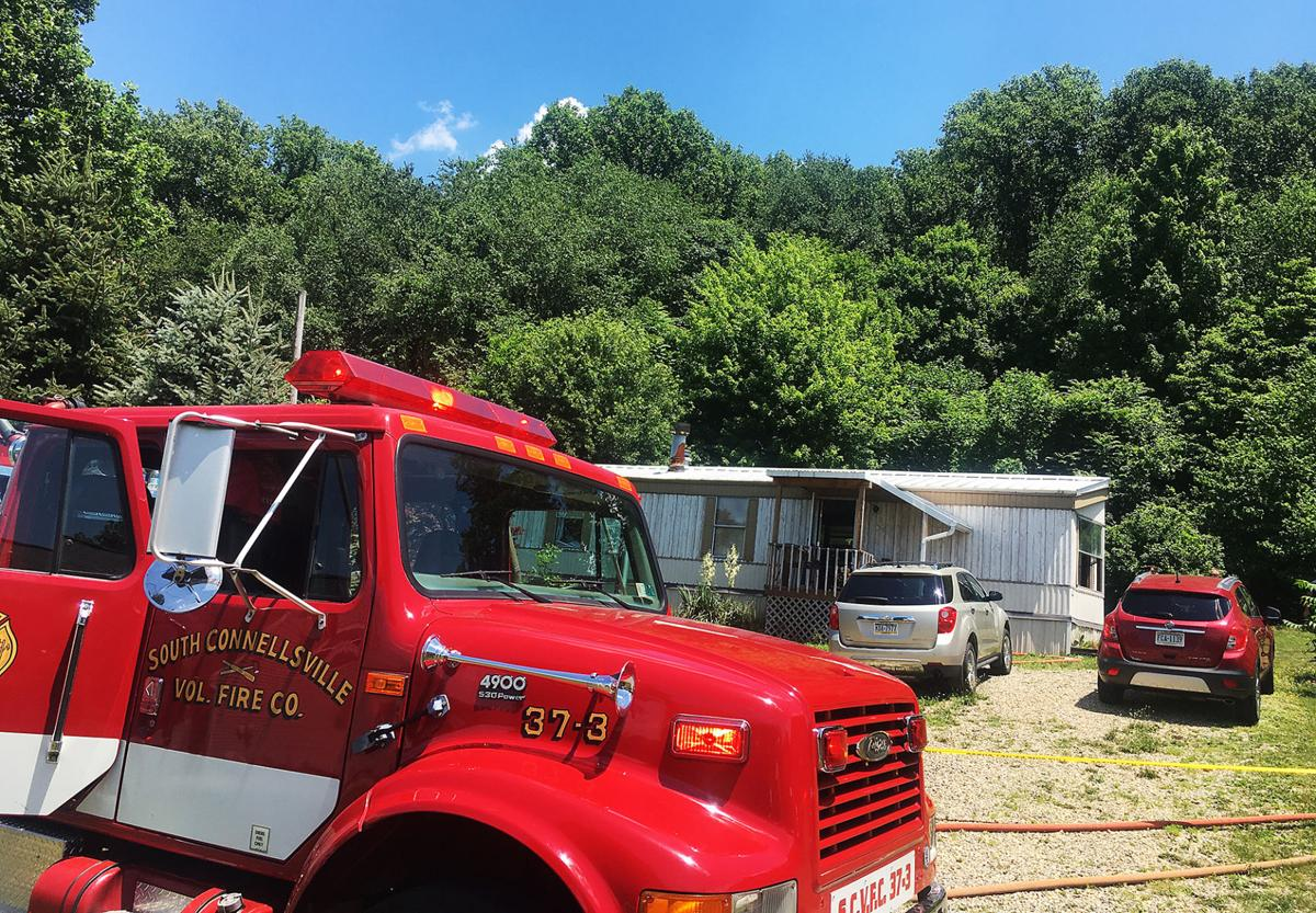 Fatal fire in South Connellsville