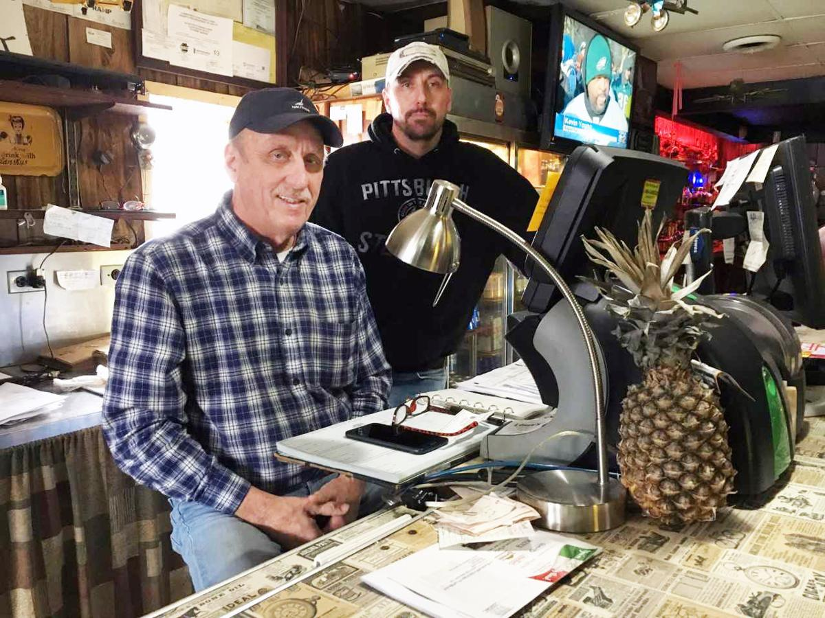 Point Marion's Brass Rail has rich history   New Today