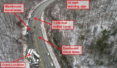 NTSB Turnpike Crash