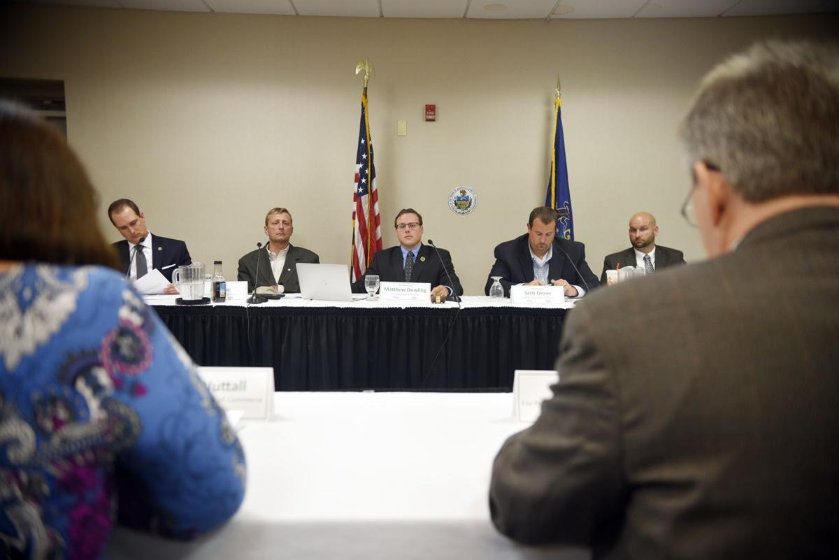 state reps, local business leaders condemn revenue bill during