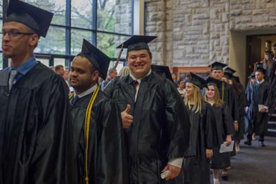 University holds commencement services May 5