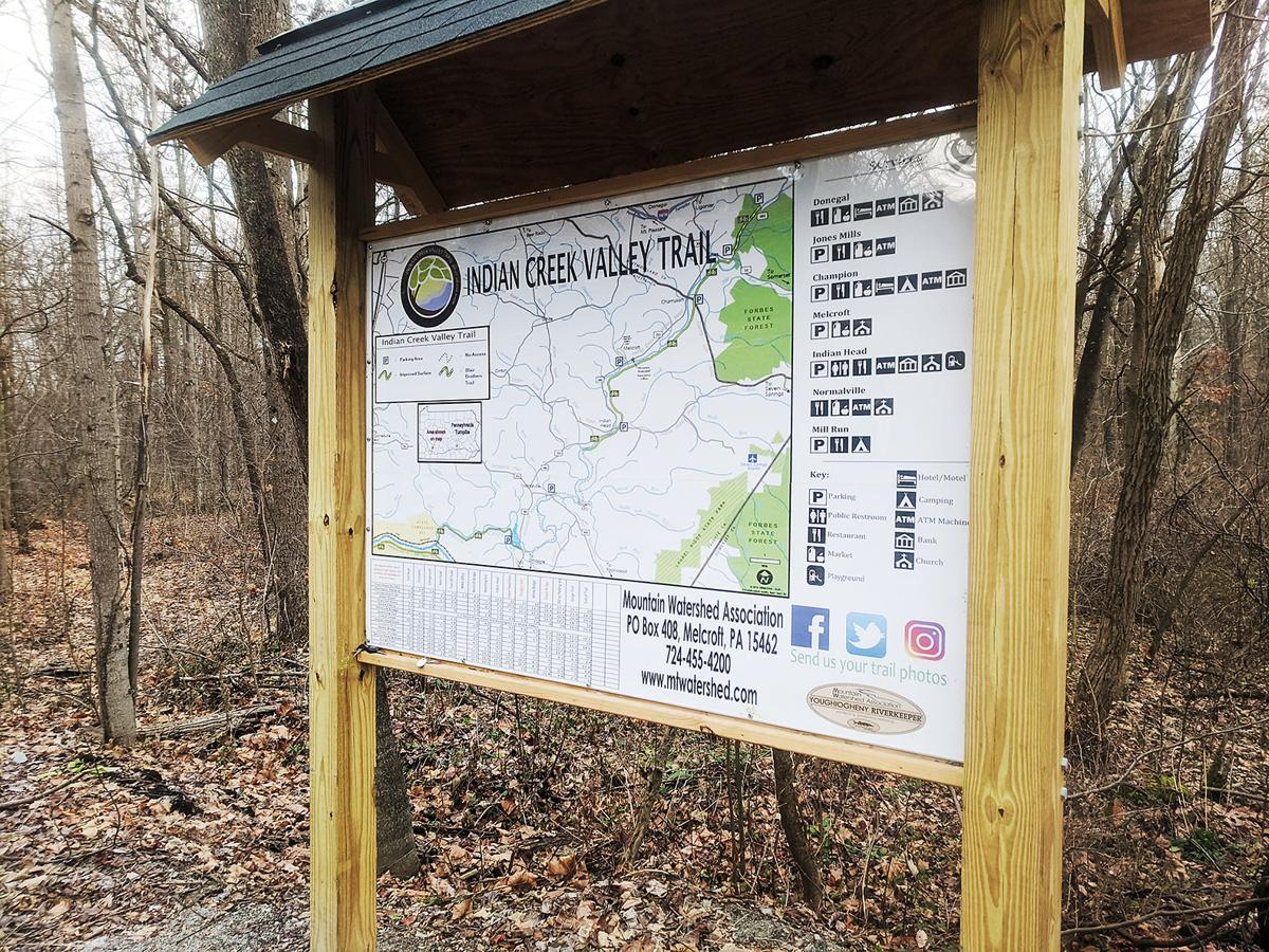 New addition to Indian Creek Valley Trail completed