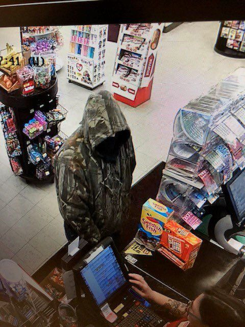 Circle K armed robbery suspect