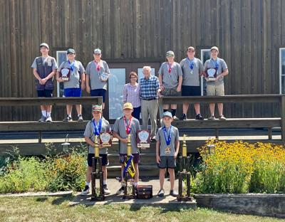 Hunting Hills Hawkeyes place at national and state championships