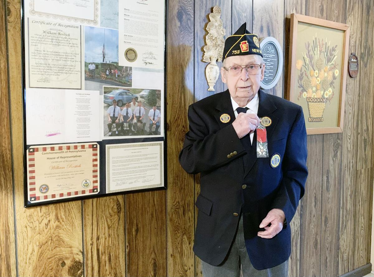 New Salem WWII veteran receives French Legion of Honor