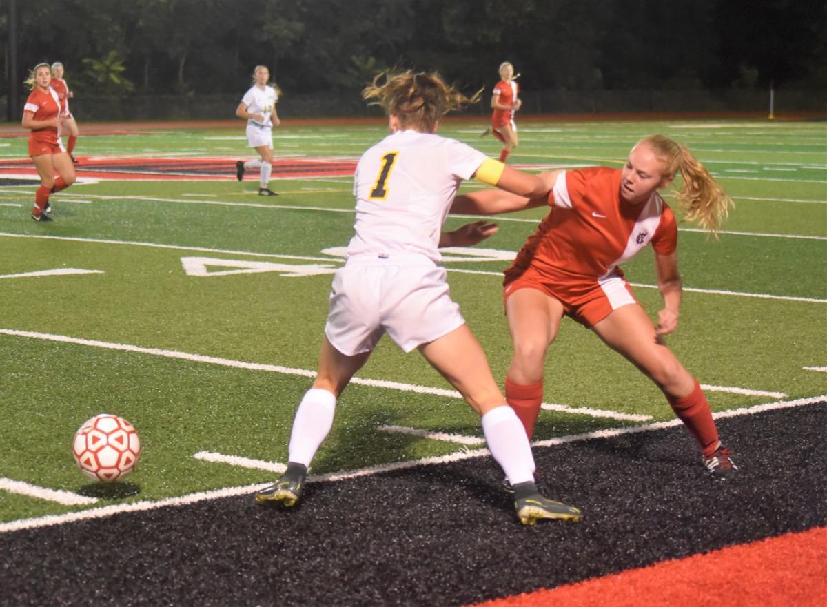 Dellarose, Sinn on H-S All-Area Girls Soccer Team