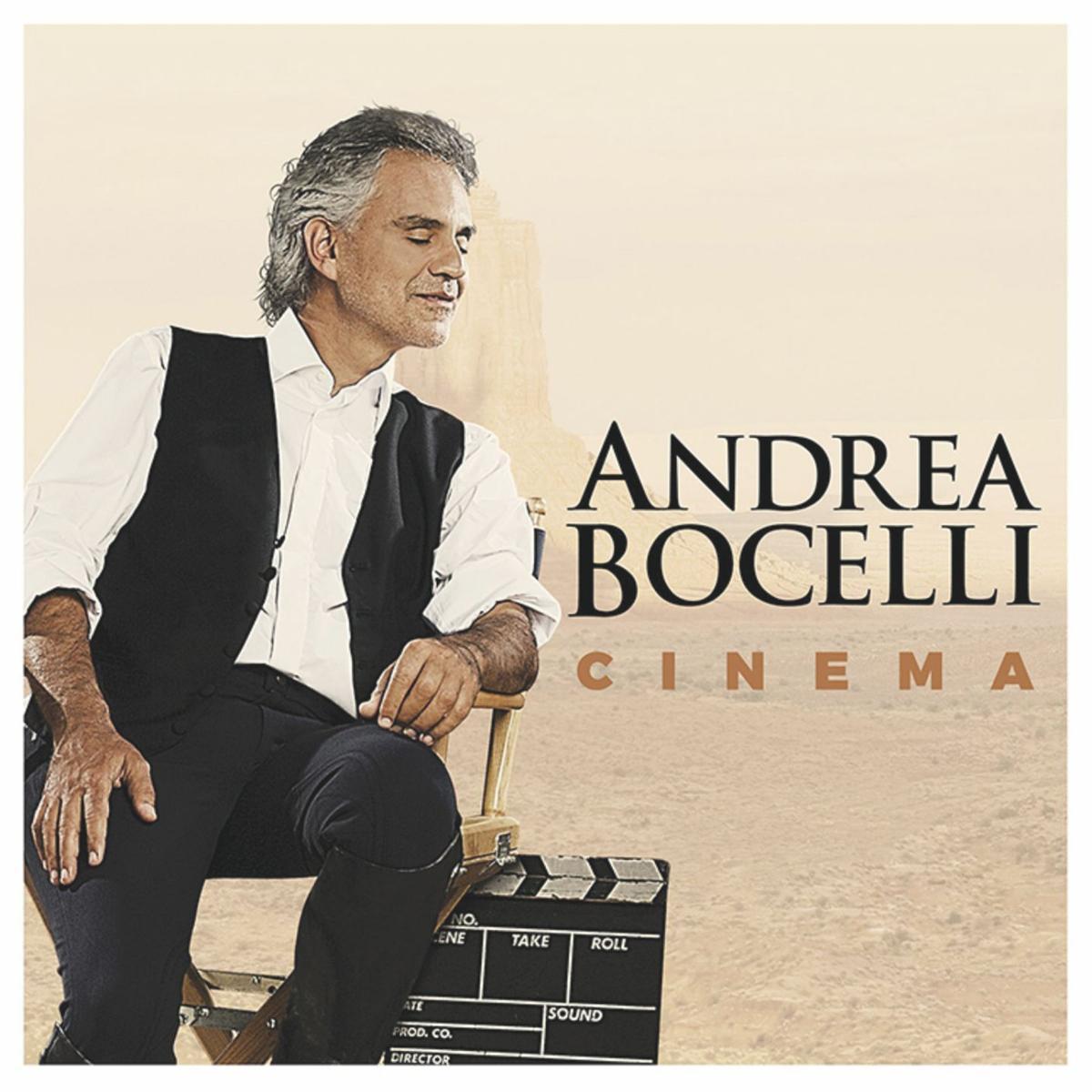 Music review: Andrea Bocelli - 'Cinema' | Clints Music