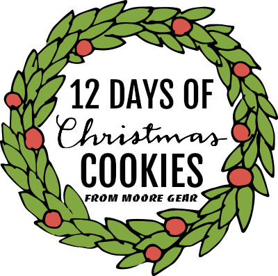 12 Days of Cookies from Moore Gear