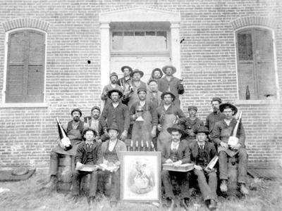 History of Gasconade County