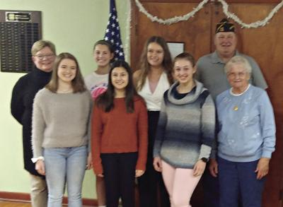 Hermann VFW Post 4182 and Auxiliary Voice of Democracy and Patriot's Pen Awards