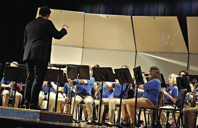 Hermann High Band