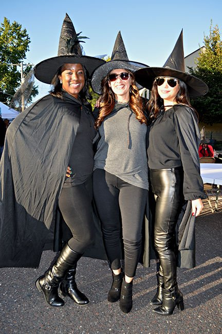 Hermann's Wine and Witches has successful gathering