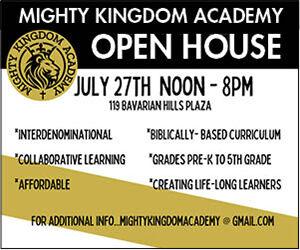 Mighty Kingdom Academy