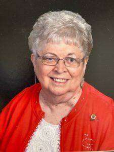 Wilma (Struttmann) Tappel, 80, o