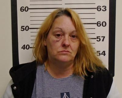 Christine E. Weber, 902 Goethe St., is charged with the Class A felony of first-degree murder