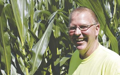 How David Hula grows 600-bushel corn