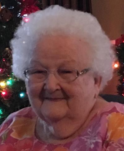 Mary Bock, 92,