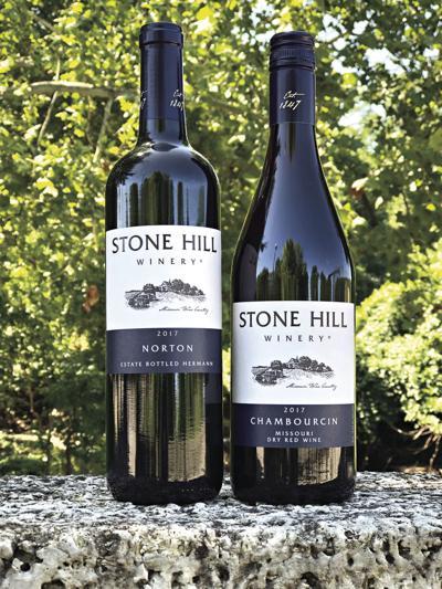 Stone Hill Winery wins big at Missouri Wine Competition