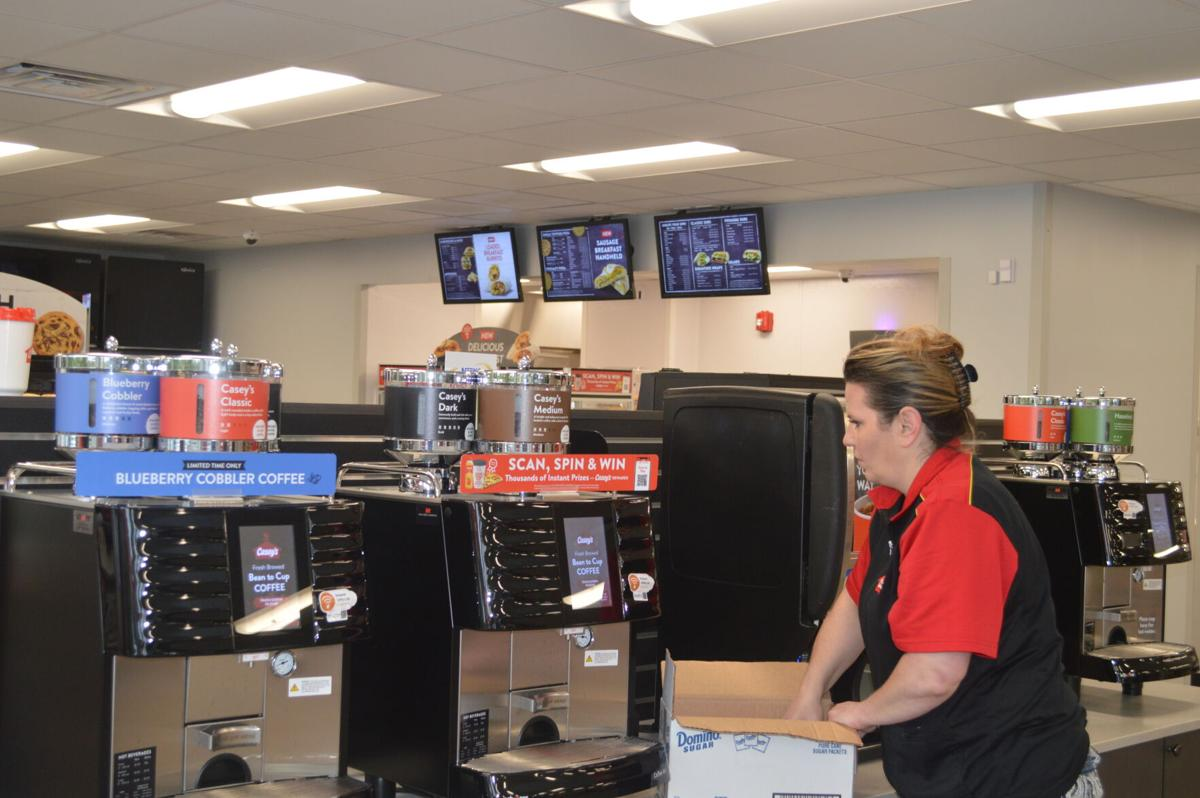New Casey's open for business
