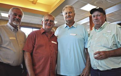 Class of '69 athletes share their season at 50th reunion
