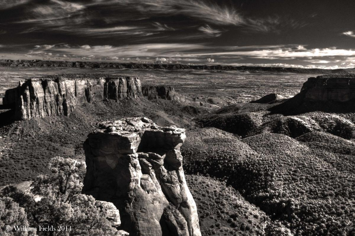 m Monument Canyon Monolith