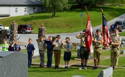 Solemn Memorial Day observed