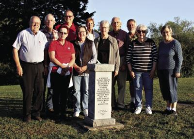 Big Hatchie stone corrects historical record