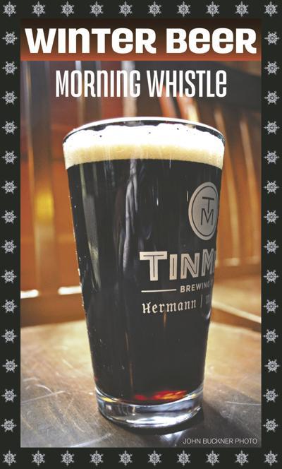 Hermann's own caffeinated seasonal beer