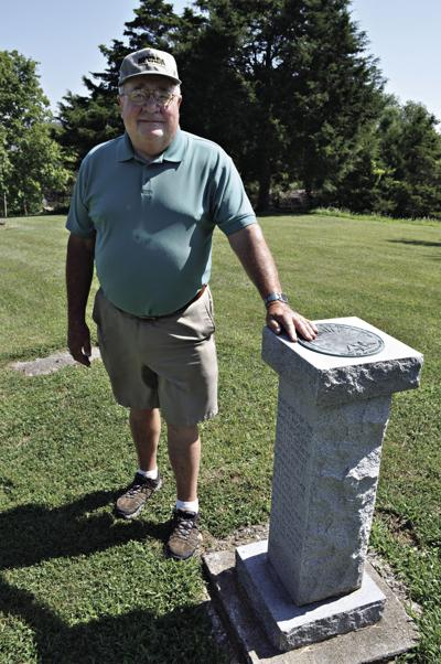 Big Hatchie burial site to receive new monument