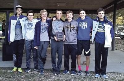 X-country boy's teams sweep 4 Rivers Championship
