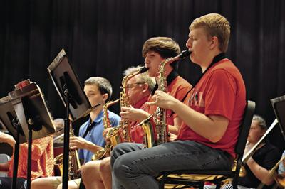Hermann City Band to hold concert