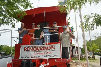 Caboose Museum dedication postponed