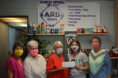 ARB Signs donates $200 to Crusade for Cancer