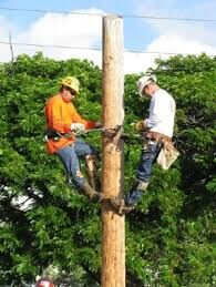 TREC and other Missouri co-op lineworkers traveling to Louisiana