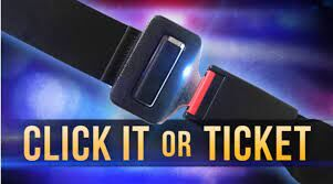 Click It or Ticket Reminds Drivers: